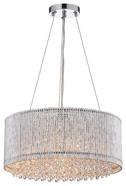 drum pendant chandelier drum shade chandelier contemporary pendant