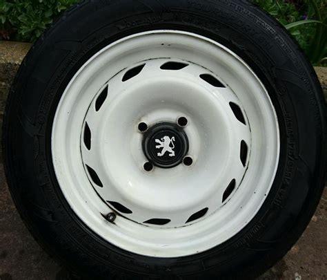 peugeot steel wheels 106 rallye steel wheels not alloys alloy peugeot
