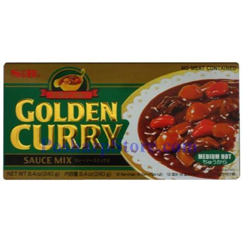 Sale S B Golden Curry Sauce Mix Saus Kari 100g s b golden curry sauce mix medium spicy 8 4 oz
