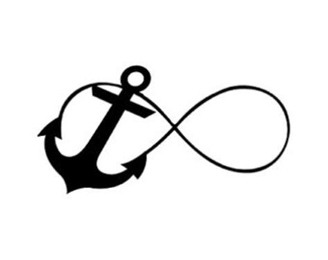 Infinity Symbol To Copy And Paste Infinity Anchor Clipart