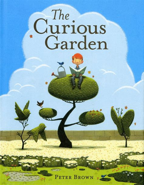 the garden books story time the curious garden by brown third