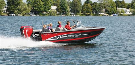 mirrocraft dual impact 1866 boat test and review - Mirrocraft Boat Reviews