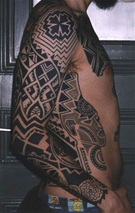 nigerian tribal tattoos 35 astounding designs amazing ideas