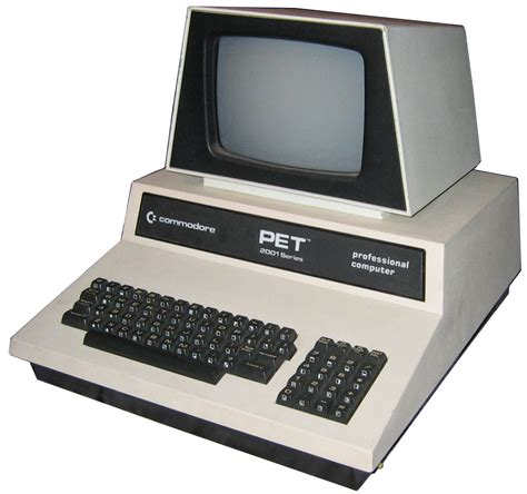 The Computer computer lab 1980 the commodore pet 2 warps to neptune