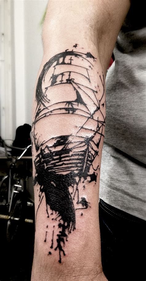 noa tattoo gili t amazing abstract forearm tattoo noa at tattoo anansi