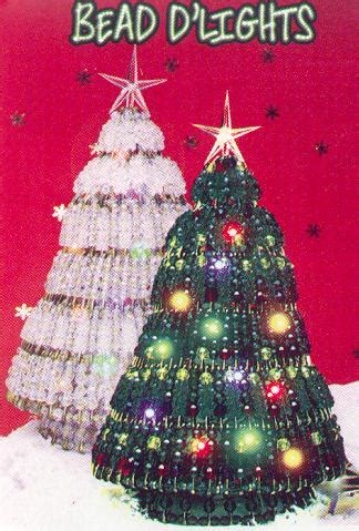 instructions for vintage safety pin christmas trees lighted decorations ornaments