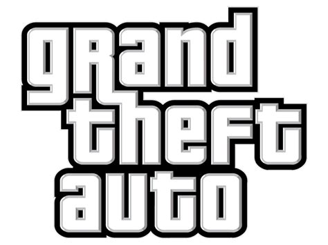 Grand Theft Auto 2 Logo by Grand Theft Auto Series Logopedia The Logo And