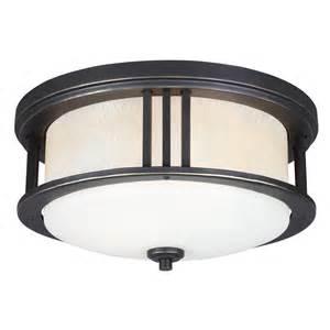 Outdoor Ceiling Light Crowell 2 Light Outdoor Ceiling Flush Mount Wayfair
