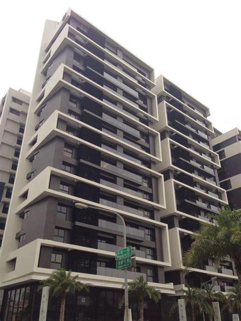 modern apartment building facade peenmedia