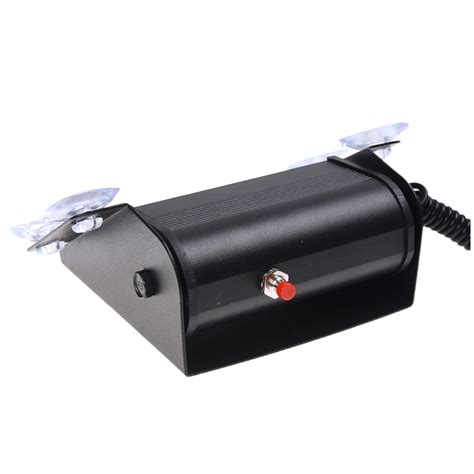 Modul Strobo Flasher 12v Dc 1x strobe light flasher auto 4 led lighting flash light yellow 12v dc p2o5 ebay
