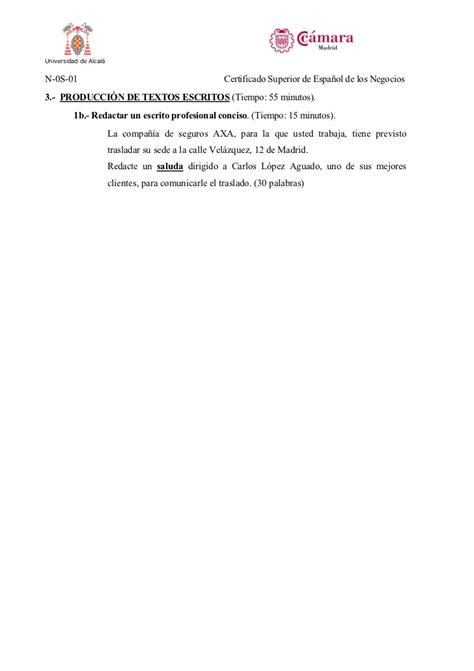 certificado cmara de comercio con vigencia mnima 15 das carta de modelo certificado camara comercio madrid superior negocios