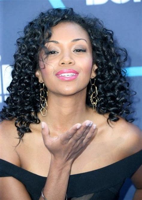 spiral curls hairstyles long hair 10 women black hairstyles 2016 for curly hair goostyles com