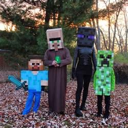 minecraft halloween costume party city 25 best ideas about minecraft costumes on pinterest