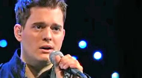 Channel Bluble michael bubl 233 breaks hearts with cover of willie nelson s always on m country rebel
