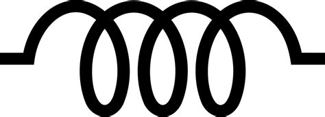 drawing inductor symbol drawing inductor symbol 28 images symbol inductor clipart best image gallery inductor