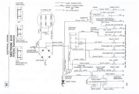 1967 triumph tr6r wiring diagram 1967 triumph motorcycle