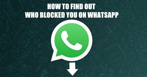 How To Find Out If Someone Has An Mba by How To Find Out Who Blocked You On Whatsapp
