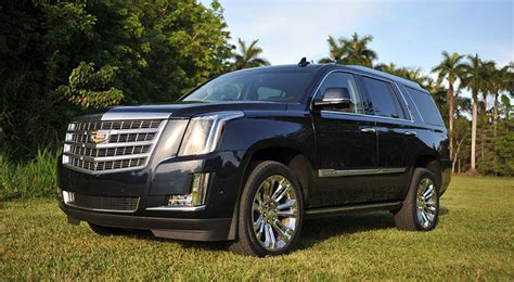 2020 Cadillac Escalade Premium Luxury by Test Drive Cadillac Escalade Premium Luxury 2017