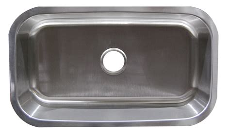 stainless steel bowl service sinks stainless steel undermount single bowl sinks home