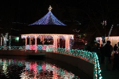 broken arrow ok christmas lights pin by linda shafer on been there pinterest