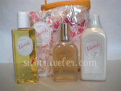 Gel Bag Exclusive crabtree veranda gift bag shower gel lg lotion eau