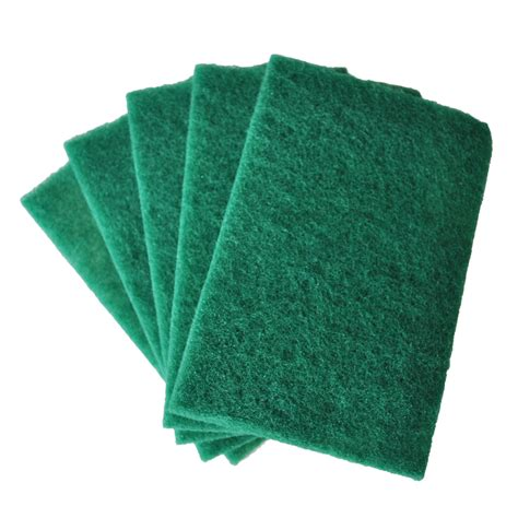 Kitchen Scouring Pads by Kitchen Dish Bowl Scour Scouring Scrub Cleaning Pads 5 Pcs