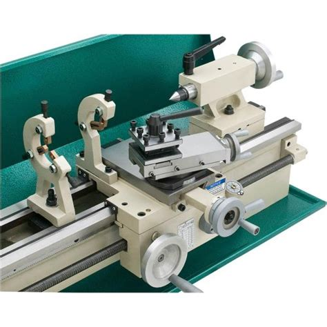 metal bench lathe grizzly g0602 bench top metal lathe 10 x 22 inch