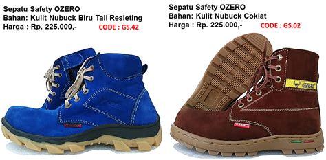Sepatu Safety Ozero jual sepatu safety di bali jual sepatu safety murah