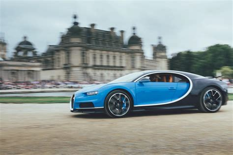 How Fast Is The Bugatti Chiron by Bugatti Chiron Is So Fast That It Has A Speed Limiter