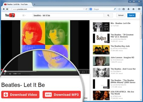 youtube mp3 download button google chrome ie youtube downloader