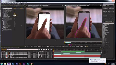 tutorial after effect rotoscoping how to use the rotoscope tool in adobe after effects cc