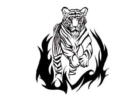 tribal tiger tattoo tiger tattoos designs ideas and meaning tattoos for you