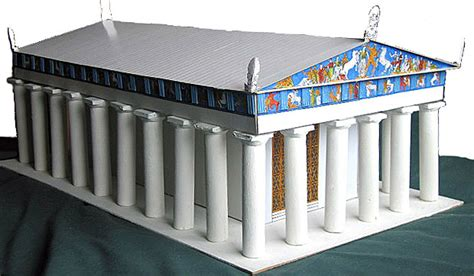 parthenon template a workshop on the legacies of the ancient greeks
