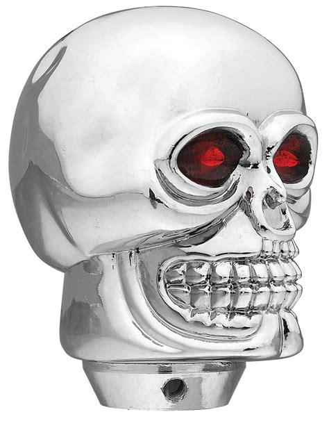 Skull Shifter Knob by Rod Accessory Shifter Knob Skull Opgi