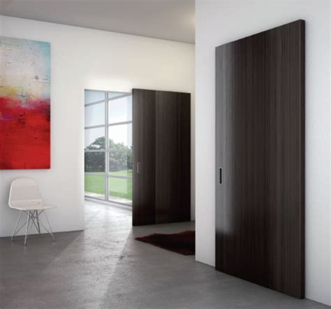 magic 1800 concealed sliding system for wood door home