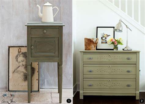 muebles de colores 4 colores de moda para muebles pintados con chalk paint