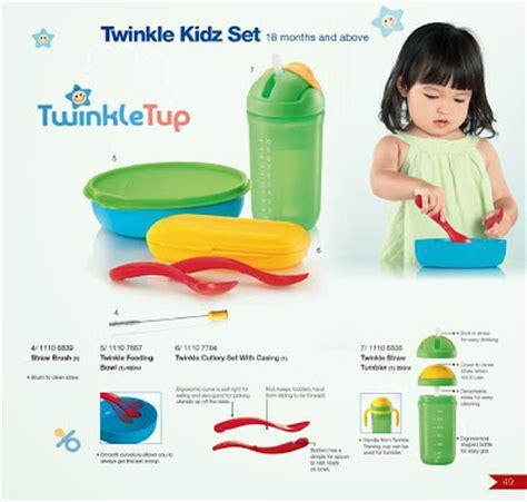 10 Pcs Tempat Makan Dan Minum Anak Bayi produk tupperware terbaru unik i tupperware promo i harga tupperware murah i tempat makan