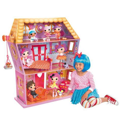 lalaloopsy house lalaloopsy sew magical house toy madness