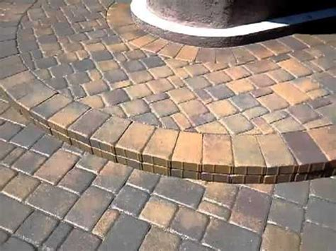 Best Patio Sealant by Finished Paver Patio Sealing With Look Sealer