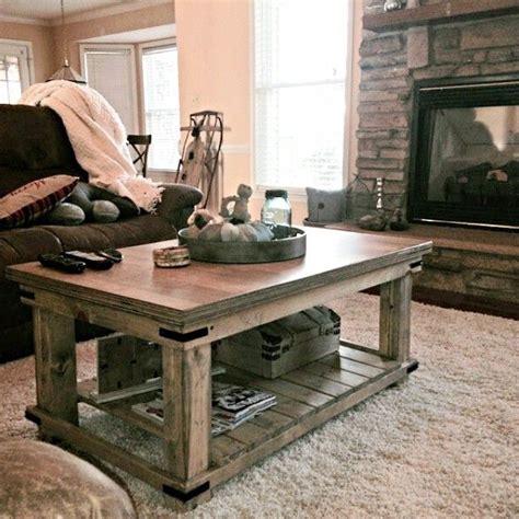 best 25 farmhouse coffee tables ideas on diy