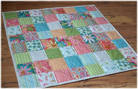Quilted Blanket Baby Quilt Quilted Baby Blanket Crib Quilt Or Play Mat