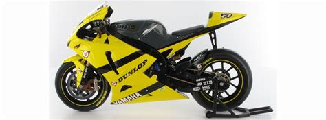 Motorrad Miniaturen Motorradmodelle by Minichs 122073050 Yamaha Yzr M1 Motorradmodell 1 12