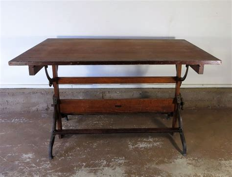 Drafting Table Legs 56 Best Images About Industrial Furniture On Pinterest Vintage New York Vintage Industrial