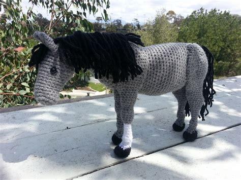 amigurumi horse amigurumi crochet pattern tutorial advanced crochet