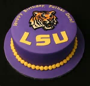 lsu cake cake cupcake cookie decorations pinterest