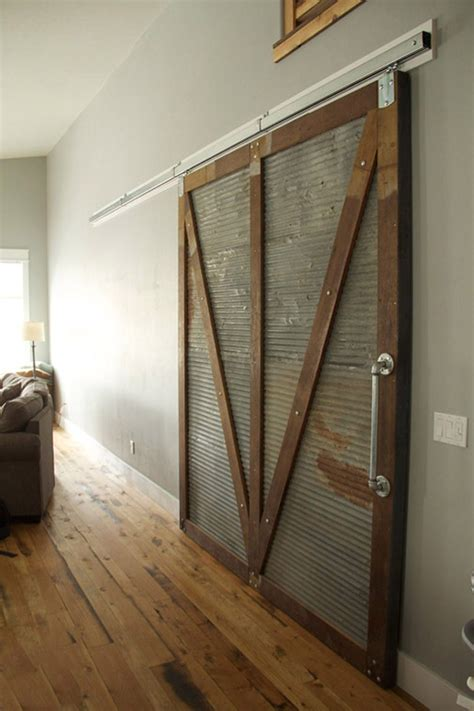 steel barn door sliding doors grain designs