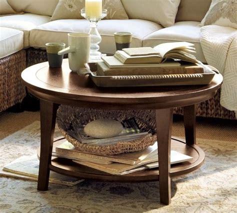 metropolitan coffee table Pottery Barn Metropolitan Coffee Table