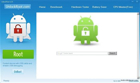 how to jailbreak an android root most android phones with one click unlock root tool android advices