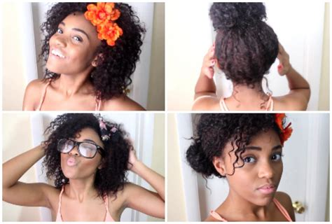 hairstyles for curly hair for school black women natural hair styles a a h v curly hair care tip