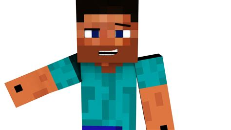 How To Make A Minecraft Steve Out Of Paper - typical steve minecraft animation